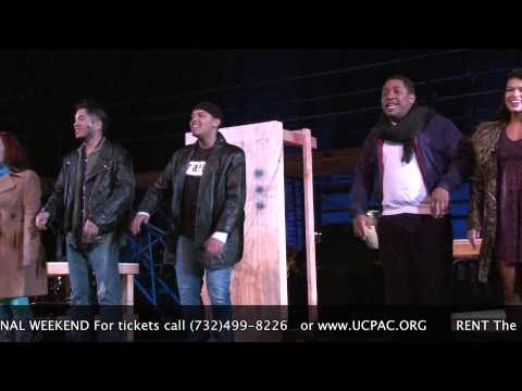 Rent The Musical - Union County Performing Arts Center - Union County NJ