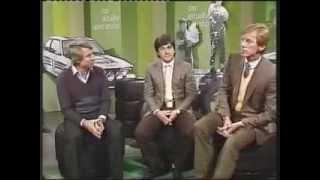 Rallye-WM Rückblick 1982 mit Walter Röhrl und Christian Geistdörfer im Aktuellen Sport Studio
