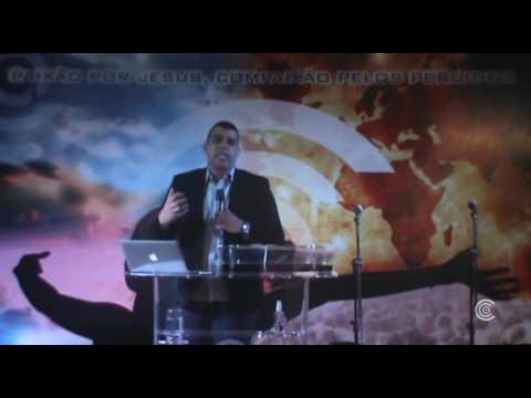 Pr. Leandro Viera O próposito eterno de Deus - TADEL