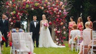 Цветочное оформление свадьбы в Крыму. Отзыв о работе 12 июня 2015
