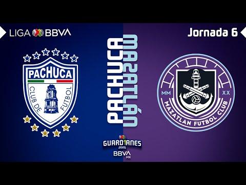 Resumen y Goles   Pachuca vs Mazatlán   Liga BBVA MX - Guardianes 2020 - Jornada 6