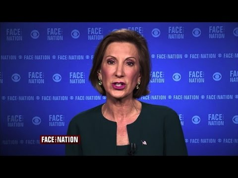 Full interview: Carly Fiorina, September 6
