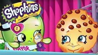 SHOPKINS Cartoon - FANCY FRIENDS | Cartoons For Children