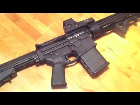 CMMG-Fulton Armory LR-308 Tactical Carbine