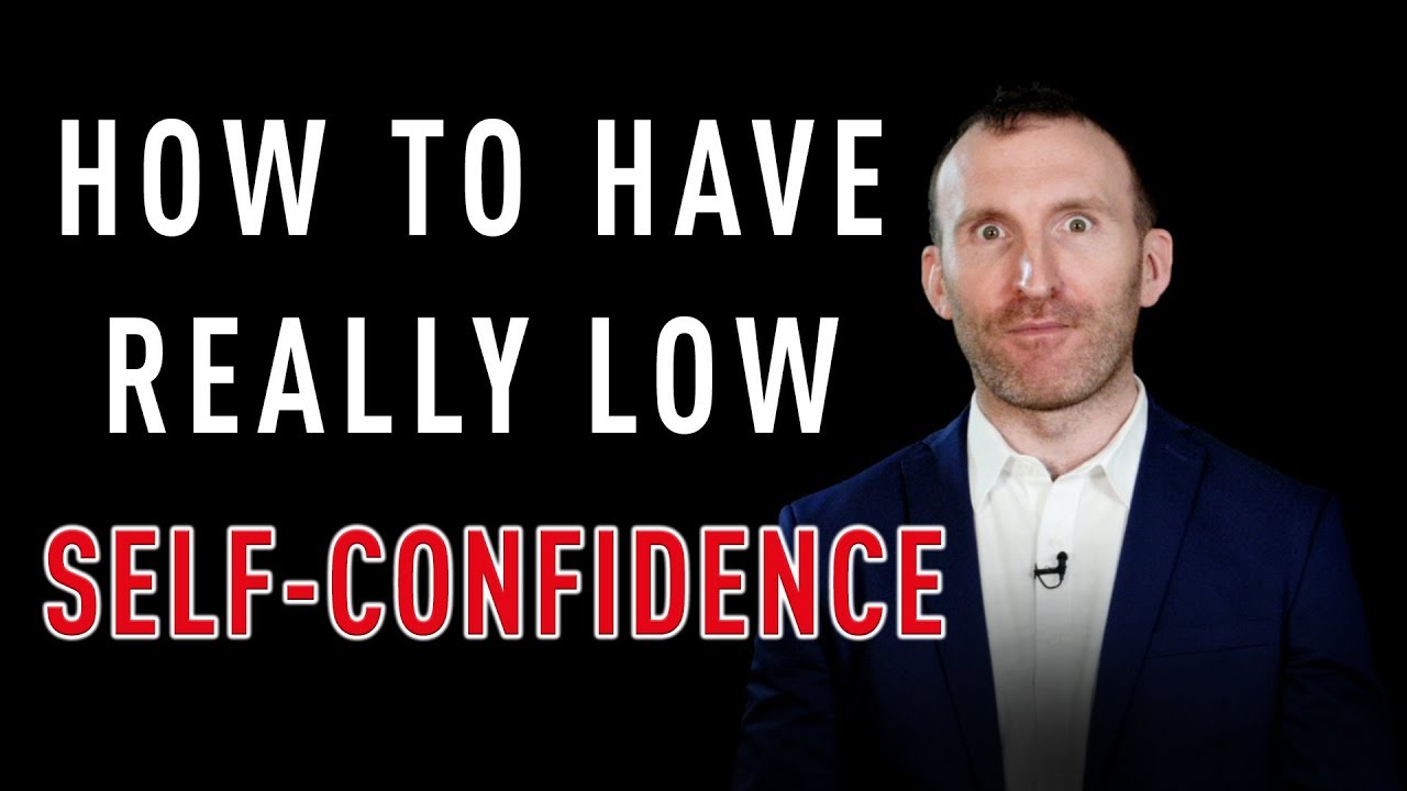 how to help a guy with low self esteem