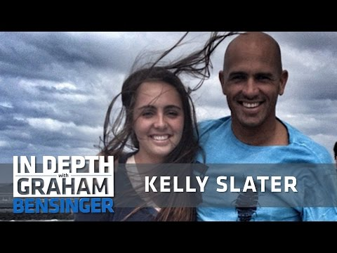 Kelly Slater: Tough to be there for daughter