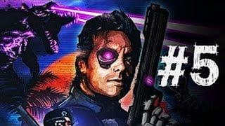 СЕКС С ДОКТОРОМ ДАРЛИНГ ► Far Cry 3 Blood Dragon прохождение на русском - Часть 5