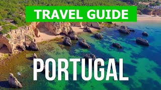 Portugal country tour | Algarve, Madeira, Lagos, Lisbon, Porto | Drone in 4k | Portugal from above