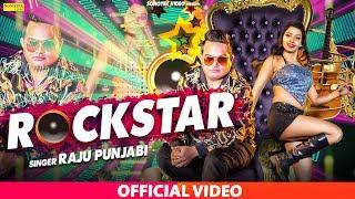 Raju Punjabi : RockStar | Poonam Sharma, Sanjeev Sharma | New Haryanvi Songs Haryanavi 2019