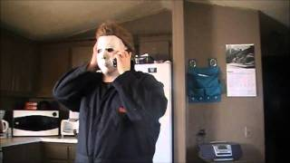 Michael Myers haunted by Rebecca Black - Friday