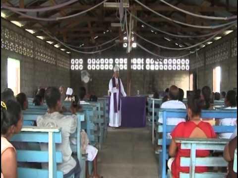 Nicaragua - Der gute Hirte, Bischof David Zywiec