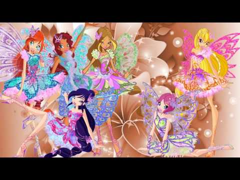 Butterflix - Winx - Deutsch