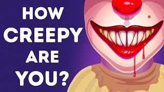 How Scary Are You Really? A Quick Test