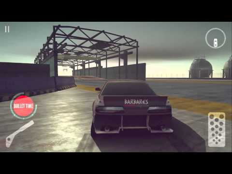 Drift Zone feat Dealer & les Barbares Drift Team