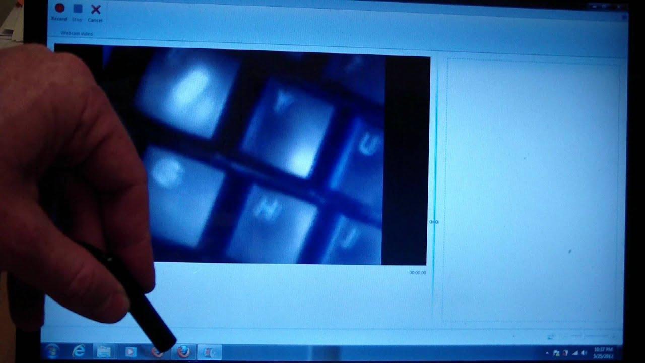 Usb digital microscope u for macintosh from wish youtube