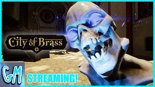 City of Brass - Fortune's Rivals - Full Run Attempt [YouTube Live]