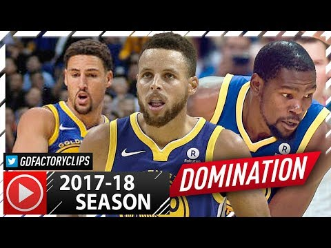 Stephen Curry, Durant & Klay Thompson Highlights vs Timberwolves (2017.10.08) - CRAZY Show in China!