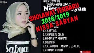NISSA SABYAN Full Album - Lagu Sholawat Terbaru 2018/2019