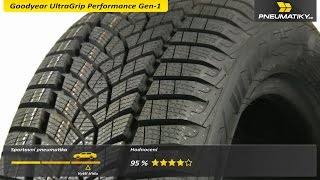 Goodyear UltraGrip Performance Gen-1 - Pneumatiky.cz