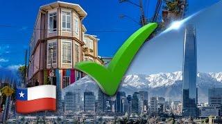 Las 10 ventajas de emigrar a Chile