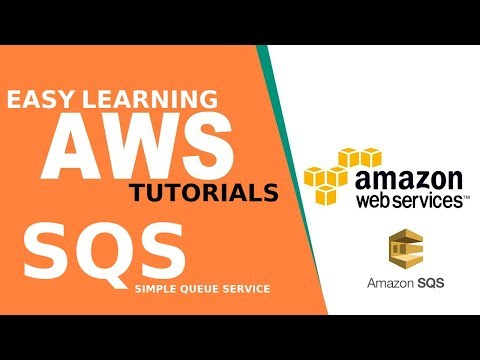 Configuring the System to use Simple Queue Service [ AWS SQS] - YouTube
