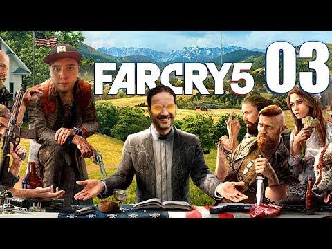 Sekt oder Sekte? | Far Cry 5 mit Dennis & Sandro #03