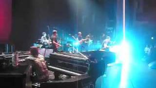 "Brendan Buckley playing drums with Daniel Powter for ""Bad Day"" at t..."