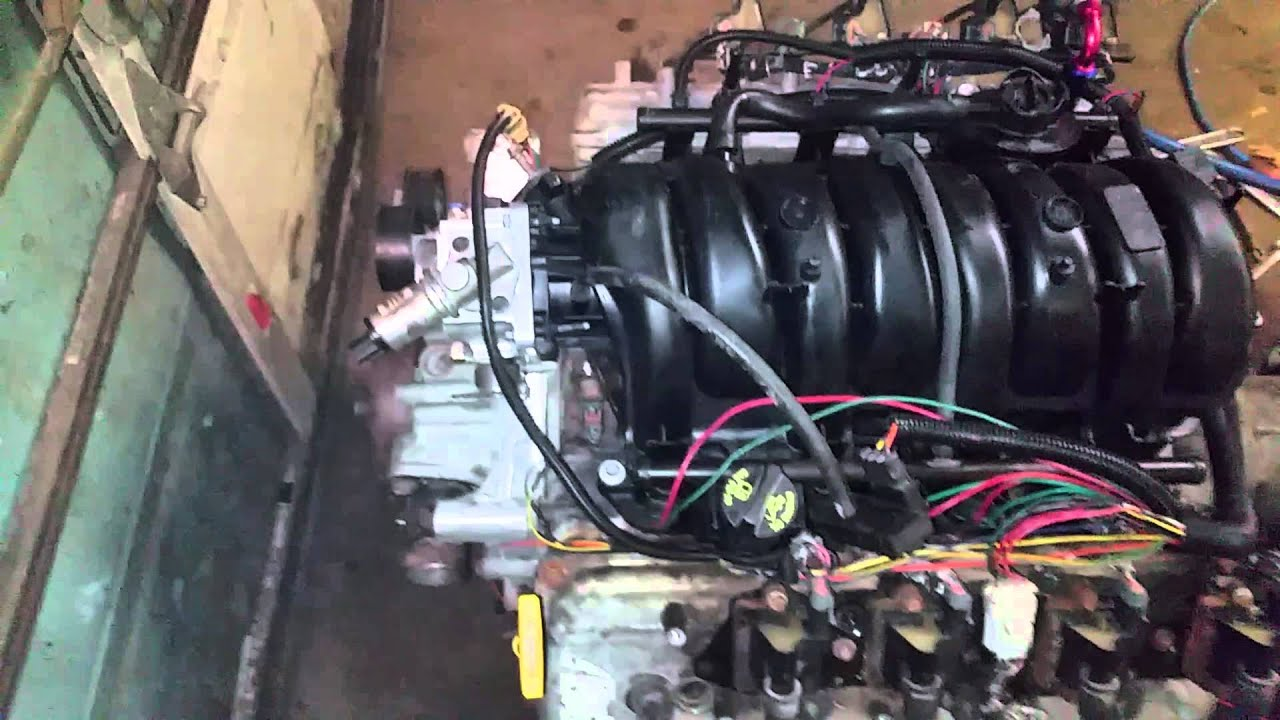 maxresdefault 5 7 hemi running microsquirt youtube 5.7 hemi stand alone wiring harness at panicattacktreatment.co