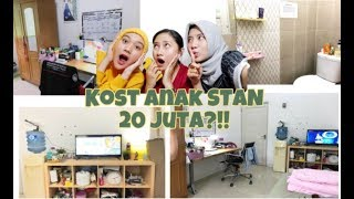 Download Video PKN STAN - ROOMTOUR KOSAN MP3 3GP MP4