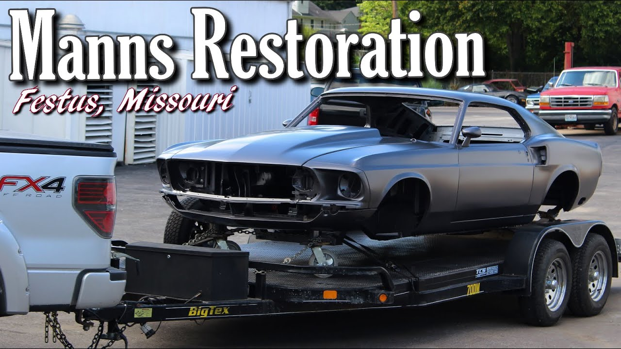 Manns Restoration - Hot Rods, Classics, & Custom Show Cars