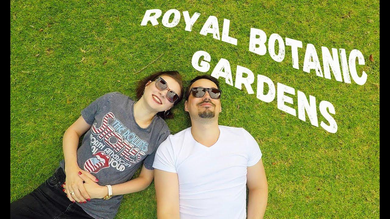 Ботанический сад | Русский фестиваль (Мельбурн, Австралия)