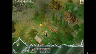 Knight Shift gameplay (PC Game, 2003)