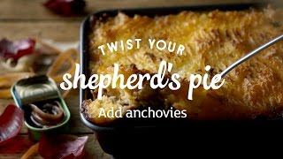 Shepherd's Pie With Anchovies | Little Twists