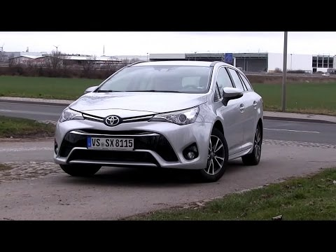 2016 Toyota Avensis 1.6 D-4D (112 HP) TEST DRIVE | by TEST DRIVE FREAK