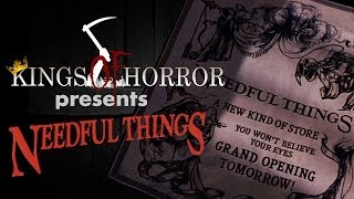 Kings of Horror Ep. 21 - NEEDFUL THINGS (1993)