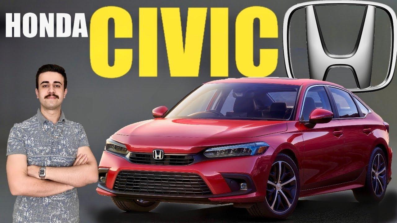 2022 Honda Civic Tanıtım Türkçe Alt yazı
