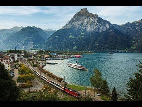 Gotthard Panorama Express, Switzerland: HappyRail