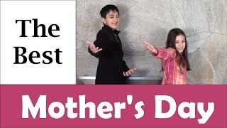 Learn 'Good, Better, Best' - English Grammar Lesson for Mother's Day