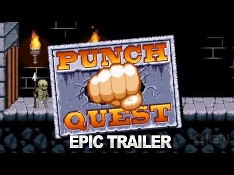 Punch Quest Trailer
