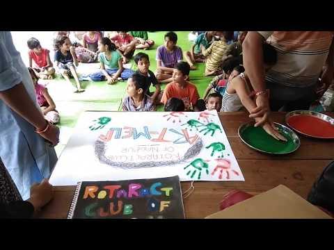 ART-MELA at DEAF AND DUMB SCHOOL, NAGPUR