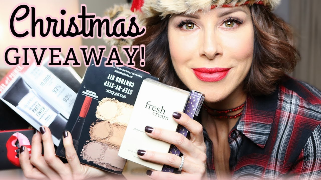 My Annual Christmas Giveaway Dominique Sachse