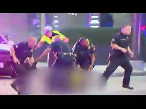 Dallas Police Ambush | Video of Snipers Opening Fire
