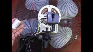 conserto de ventilador