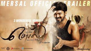 #3YearsOfMegaBBMersal - Mersal Official Tamil Trailer | Thalapathy Vijay | A R Rahman | Atlee