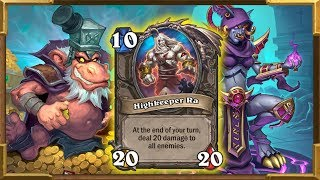 Hearthstone: Infinite Highkeeper Ra OTK | Mogu Cultist As Rogue | Saviors Of Uldum New Crazy Combos