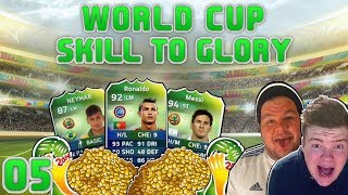 FIFA 14 : Ultimate Team Next Gen [GERMAN] World Cup Skill to Glory #5 | Packluck + Hazard iMOTM