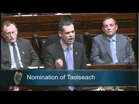 Pearse Doherty opposes