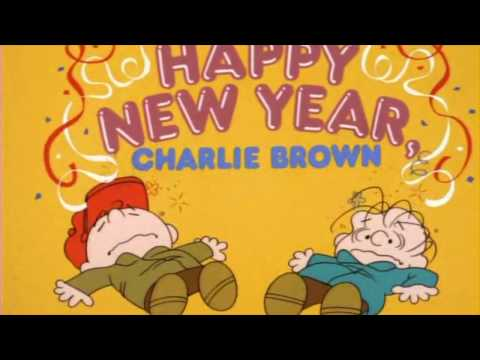 Happy New Year, Charlie Brown (1986) [sent 13 times]