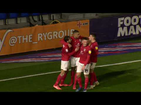 AFC Wimbledon Crewe Goals And Highlights