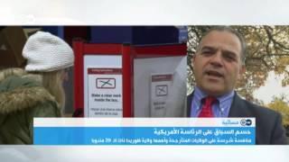 خالد ترعاني: الأغلبية الصامتة هي من ستحسم الانتخابات الأمريكية